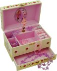 Children's Music Boxes & Girls Jewellery Boxes