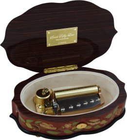Cylinder Music Boxes