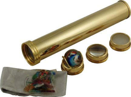 Gold Kaleidoscope Kit
