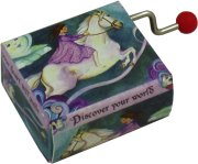 Discover Your World Music Box