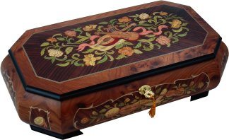 Luxurious Musical Jewellery Box