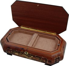 Luxurious Musical Jewellery Boxes
